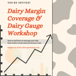 Cover photo for DMC and Dairy Gauge Workshop Series in Statesville and Online, Sept. 29